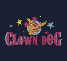 Clown Dog Baby Tee