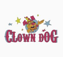 Clown Dog Kids Clothes