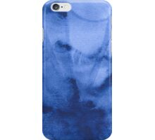 Abstract watercolor painting, spider's web iPhone Case/Skin