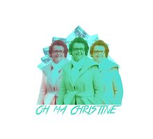 OH-MA-CHRISTINE by pazunmotdeplus