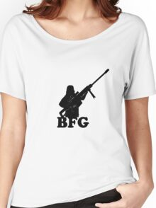 BFG Women's Relaxed Fit T-Shirt