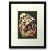 Weird Love  Framed Print