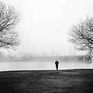 Alone. by Jeff  Wiles