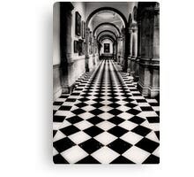 Kelvingrove Gallery View Canvas Print