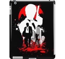 deadly agent iPad Case/Skin