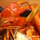 TROPICAL FOOD - CRAB with ONION SAUCE by erikzhong