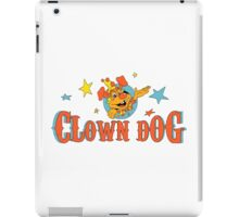 Clown Dog iPad Case/Skin