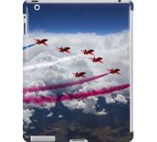 The Red Arrows Flight  iPad Case/Skin