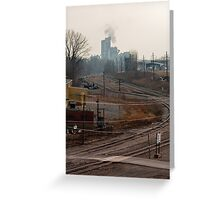 Industrial Cape Girardeau Greeting Card