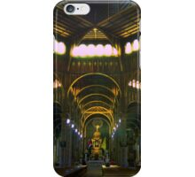 Basilica of Our Lady of the Angels, Cartago, Costa Rica iPhone Case/Skin
