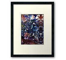 Spirit of the Century Framed Print