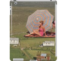 BEACH GOERS iPad Case/Skin