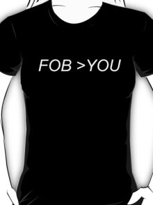 FOB>YOU Black T-Shirt