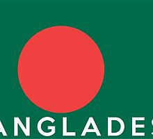 flag of bangladesh by tony4urban
