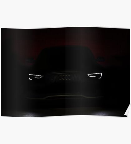 Audi RS5 Poster