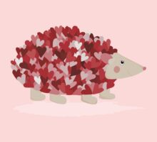 Love Hedgehog Kids Tee