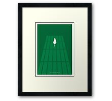 The Green Mile Framed Print