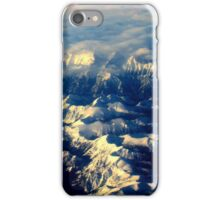 Splendour Of The Rockies iPhone Case/Skin