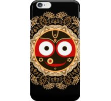 Jagannath. Indian God of the Universe. Lord Jagannatha. iPhone Case/Skin