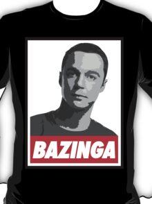 Dr. Sheldon Cooper - Bazinga T-Shirt