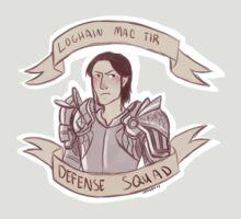 Dragon Age Origins: LOGHAIN MAC TIR DEFENSE SQUAD by 1000butts