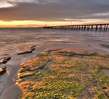 Sunrise Point Lonsdale by Andrew Widdowson