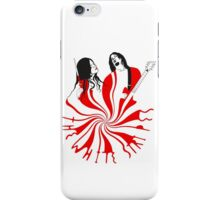 Candy Cane Children iPhone Case/Skin