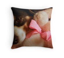 Pure Friendship Throw Pillow
