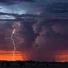 Atmospherics 2 - Pilbara, Western Australia by Liam Byrne