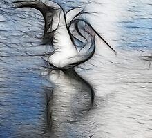 Pelican dreams by SarahTrangmar
