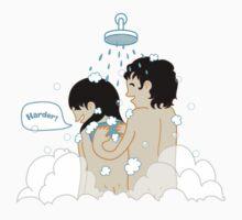 Winter Shower by digiserrano