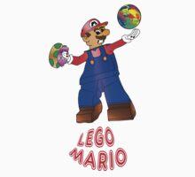 Lego Mario Kids Clothes