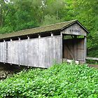 Teegarden-Centennial Covered Bridge by Monnie Ryan