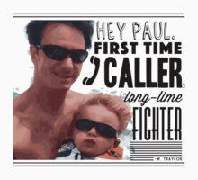 Paul The Fighter - FFWYW by FFWYW