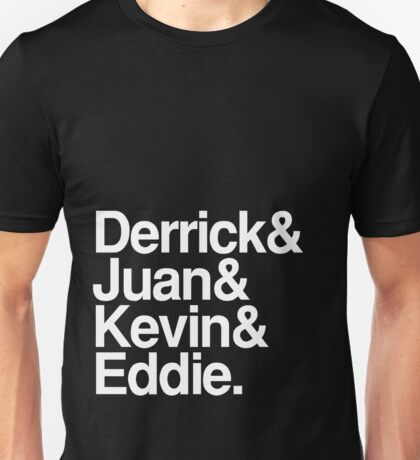 The Masters from Detroit Unisex T-Shirt