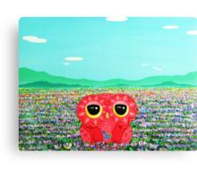Tulip Love Affair Canvas Print