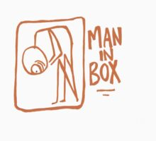 Man in Box by MuscularTeeth