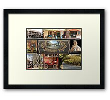 Hahndorf in the Hills Framed Print