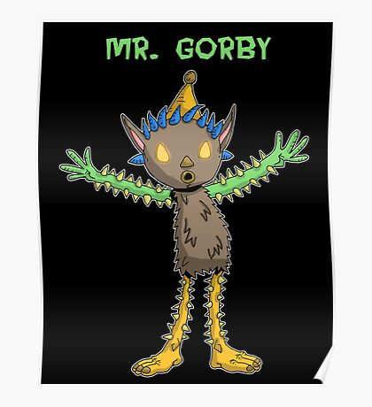 mr. gorby... Poster