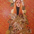 Ophelia 12 by Kanchan Mahon