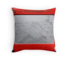 Sheena's eagleS Throw Pillow