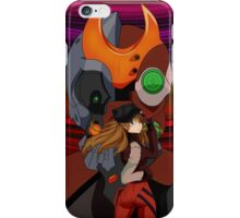Asuka (Unit-02) Langley iPhone Case/Skin