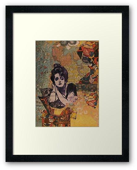 Absinthe  by Kanchan Mahon