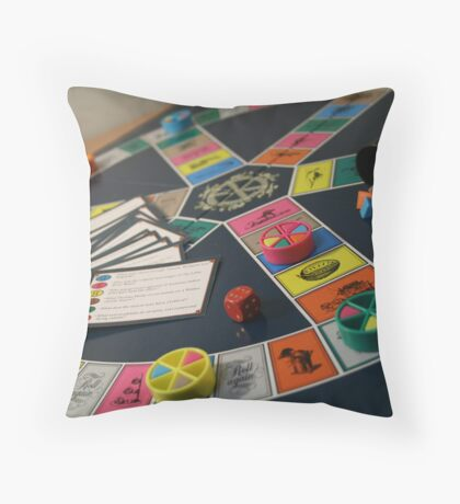 It's All Trivial Throw Pillow
