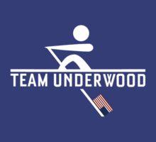 Team Underwood Rowing T-Shirt