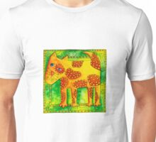 Spotty Dog Unisex T-Shirt