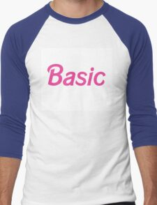 Basic Men's Baseball ¾ T-Shirt