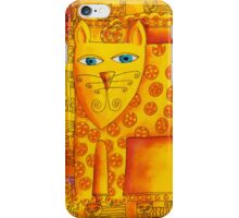 Patterned Leopard iPhone Case/Skin