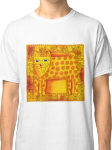 Patterned Leopard Classic T-Shirt