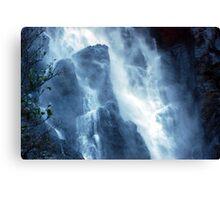 Ellenborough Falls NSW - Midway Canvas Print